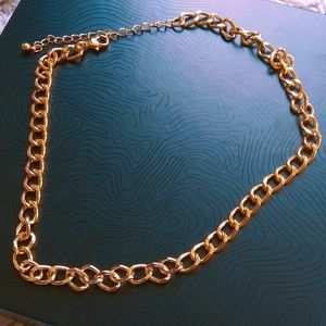 Hope's Perfect Gold Layering Link Necklace